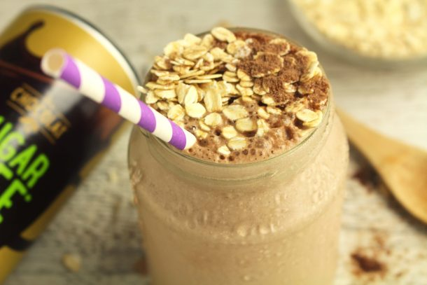 cookie protein shake